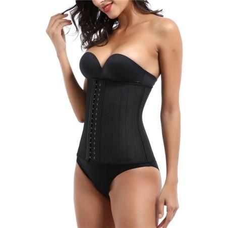 Crna haljina sa diskićima