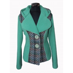 Kratka zenska jaknica